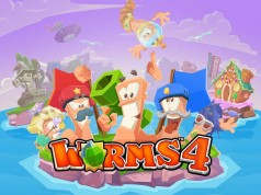 Worms 4 iPhone iPad