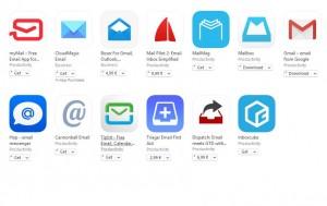 aplicatii e-mail