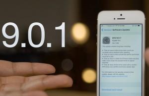 autonomia bateriei iOS 9.0.1