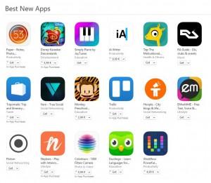 best new apps aplicatii bune