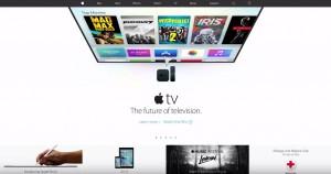 browser Apple TV 4
