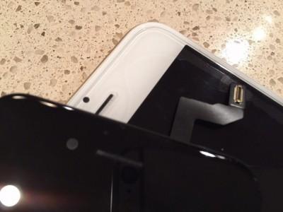 camera frontala iPhone 6S 5 megapixeli