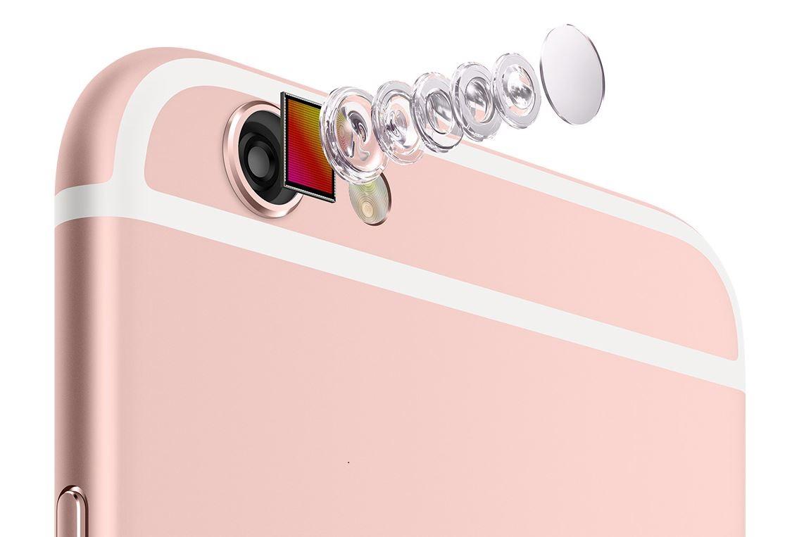 camera iPhone 6S iubit fotografi