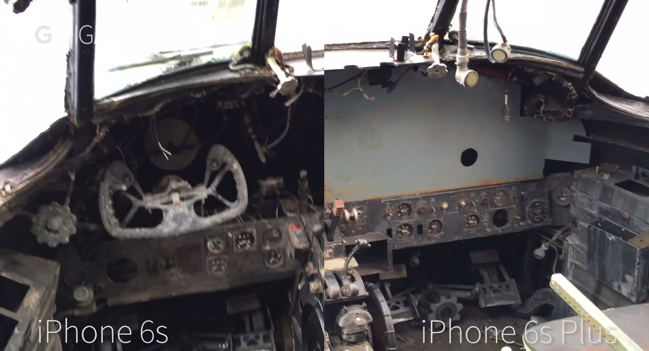 camera iPhone 6S vs camera iPhone 6S filmare video