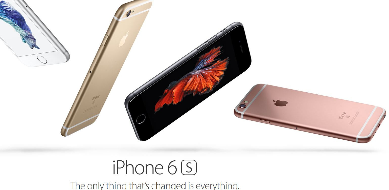 clip video prezentare iPhone 6S iphone 6S PLus
