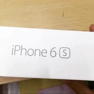 cutie iPhone 6S negru 1