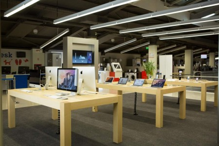 eMAG Apple Shop 18 septembrie Bucuresti Crangasi 1