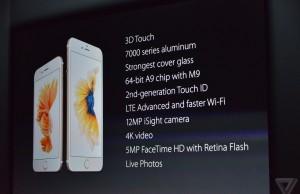 functii iphone 6S si iphone 6S plus