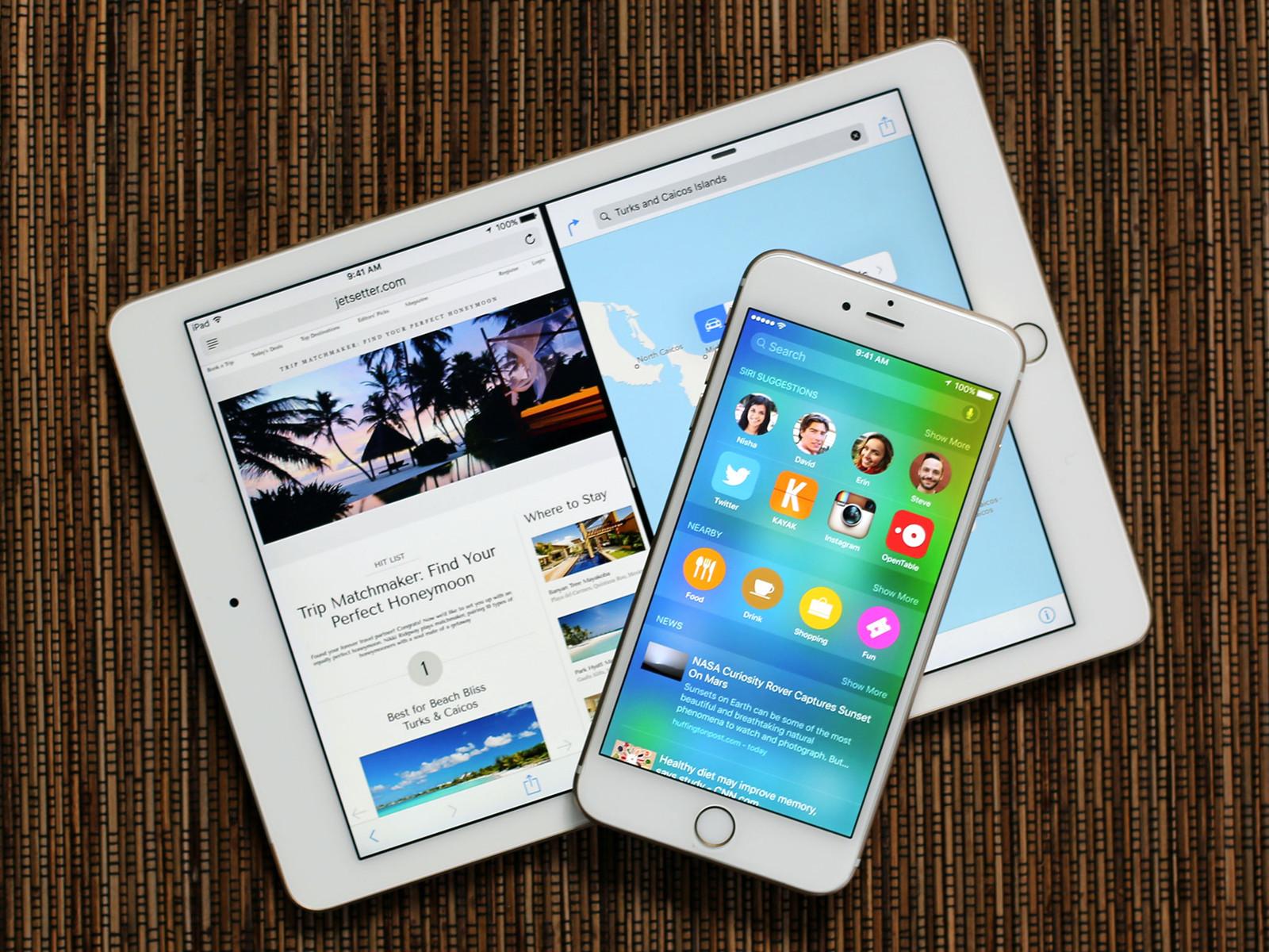 iOS 9 beta GM