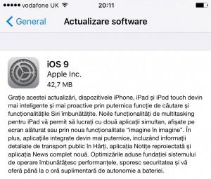 iOS 9 final
