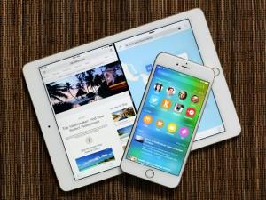 iOS 9 impresii