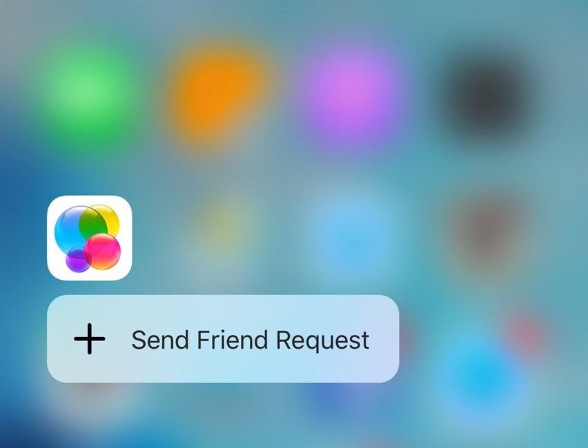 iOS 9 rezolvare problema game center