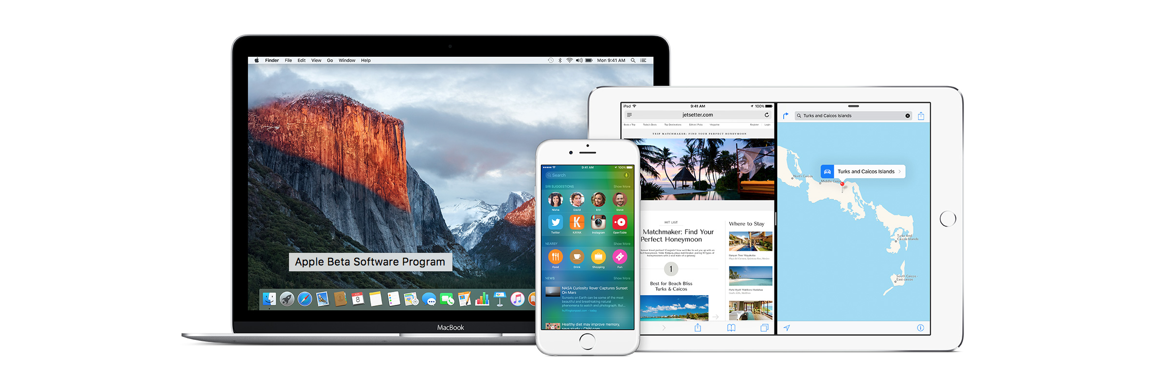 iOS 9.1 public beta 2