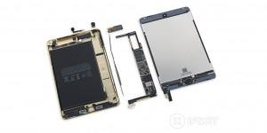 iPad Air 2 2 GB RAM, baterie mica, dezasamblare