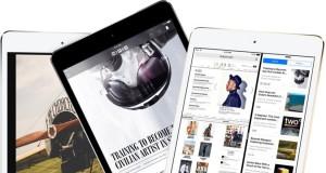 iPad Mini 4 ecran mai bun