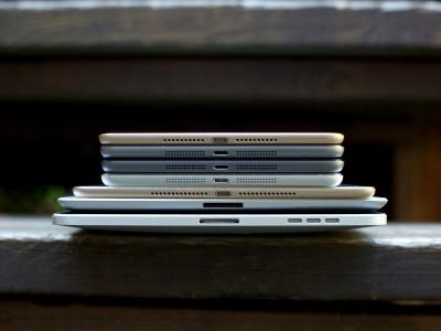 iPad Mini 4 vs tablete iPad design 2