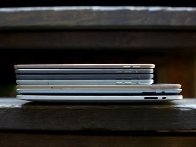 iPad Mini 4 vs tablete iPad design 3