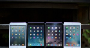 iPad Mini 4 vs tablete iPad design