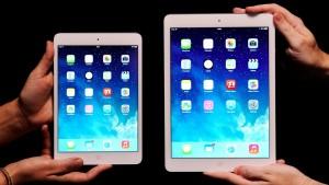 iPad Pro design difuzoare
