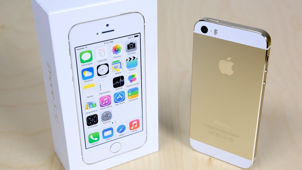 iPhone 5S 8 GB