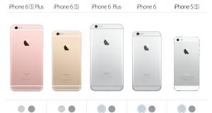 iPhone 6 auriu