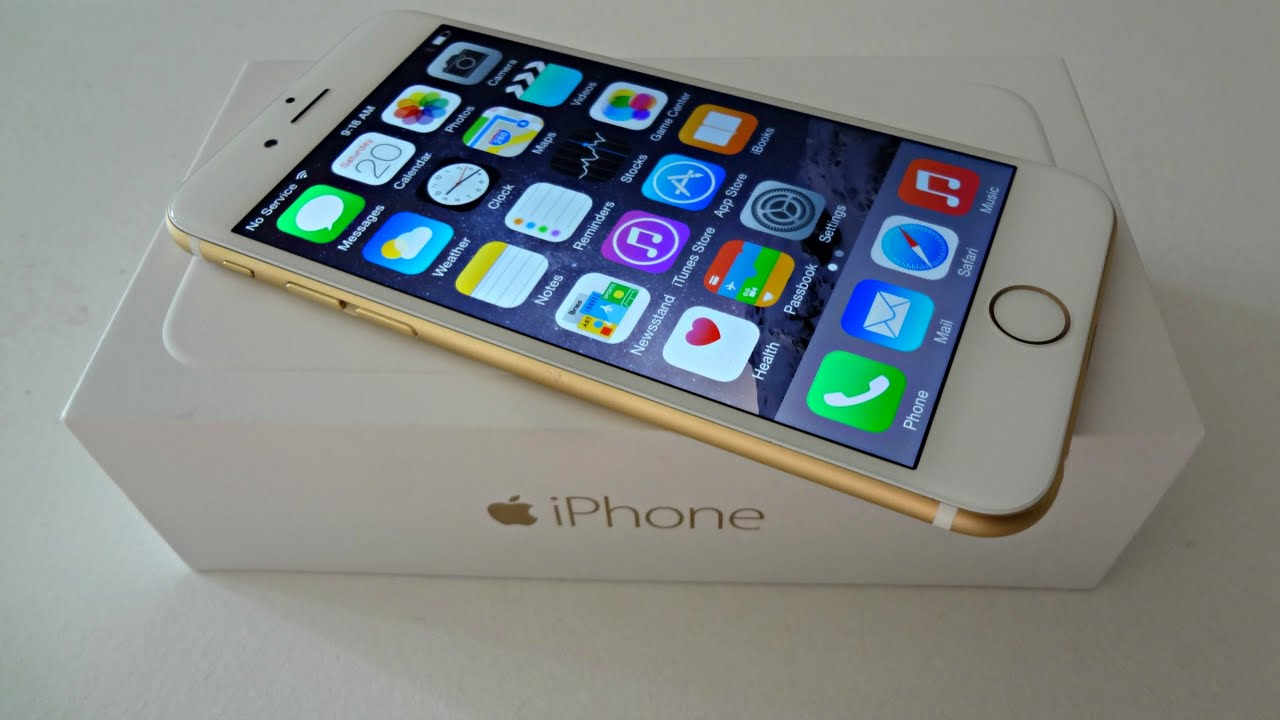 iPhone 6S 16 GB confirmat operator telecom