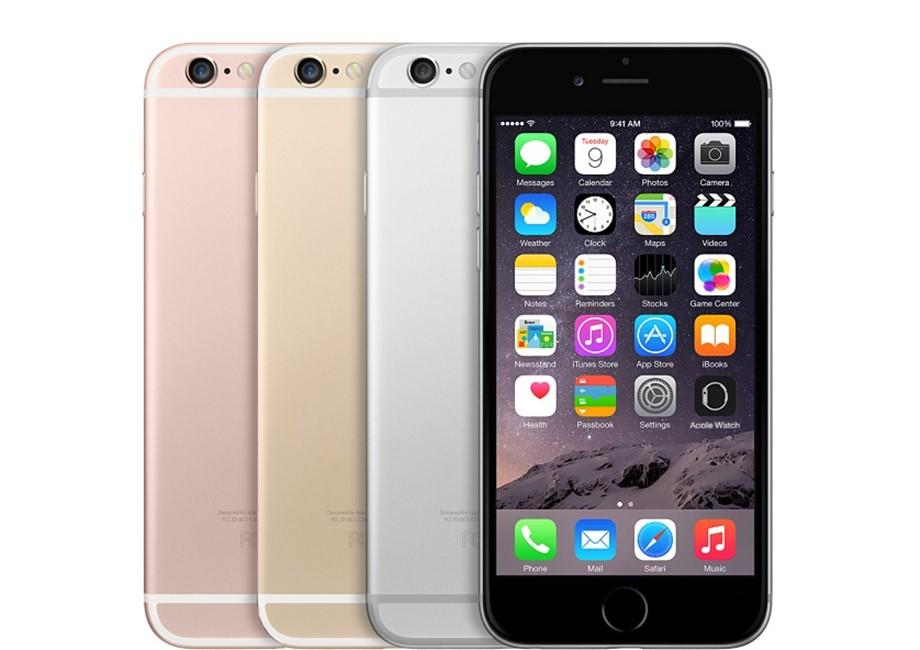 iPhone 6S Plus vs iPhone 6 Plus comparatie performante