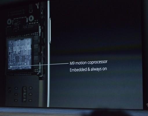 iPhone 6S activare Siri voce M9