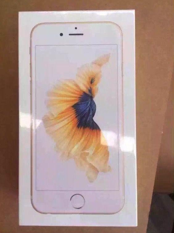 iPhone 6S ambalaj 1