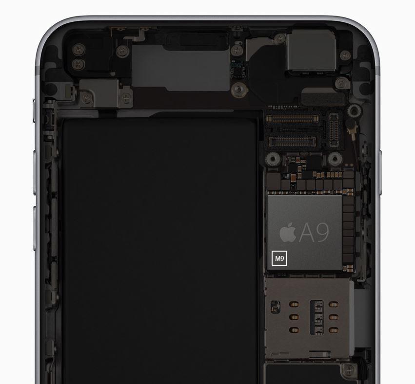 iPhone 6S are probleme cu giroscopul si accelerometrul
