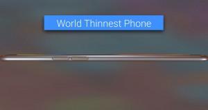 iPhone 6S concept subtire