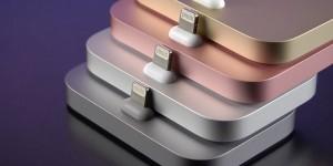 iPhone 6S dock colorat