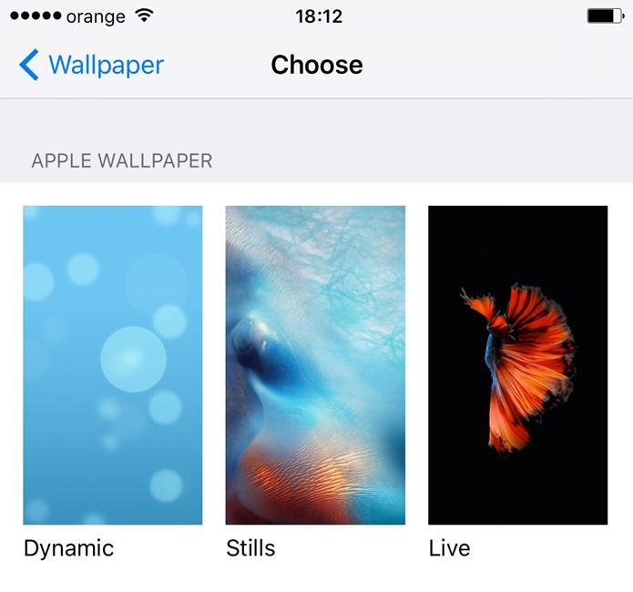 Cum Functioneaza Live Wallpaper Pe IPhone 6S