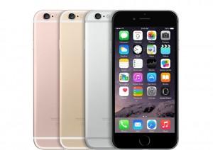 iPhone 6S procesor 1.8 GHz 2 GB RAM
