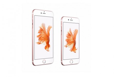 iPhone 6S rose gold 3