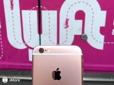 iPhone 6S rose gold poze roz 7