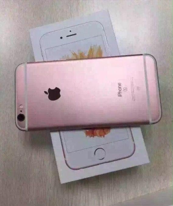 iPhone 6S roz imagini 1