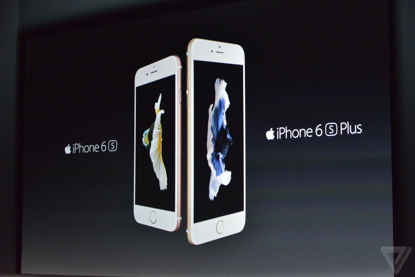 iPhone 6S si iPhone 6S Plus anuntate