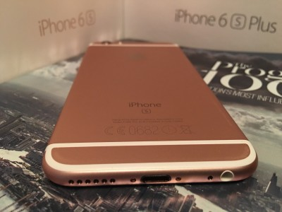 iPhone 6S si iPhone 6S Plus - primele impresii design 1