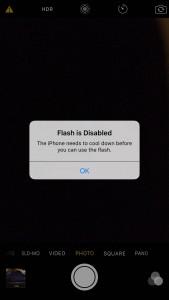 iPhone 6S supraincalzire si blocare LED Flash camera
