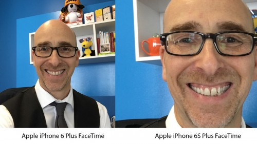 iPhone 6S vs iPhone 6 Plus comparatie camera 2