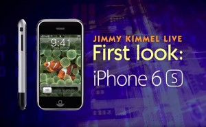 jimmy Kimmel iPhone 6S