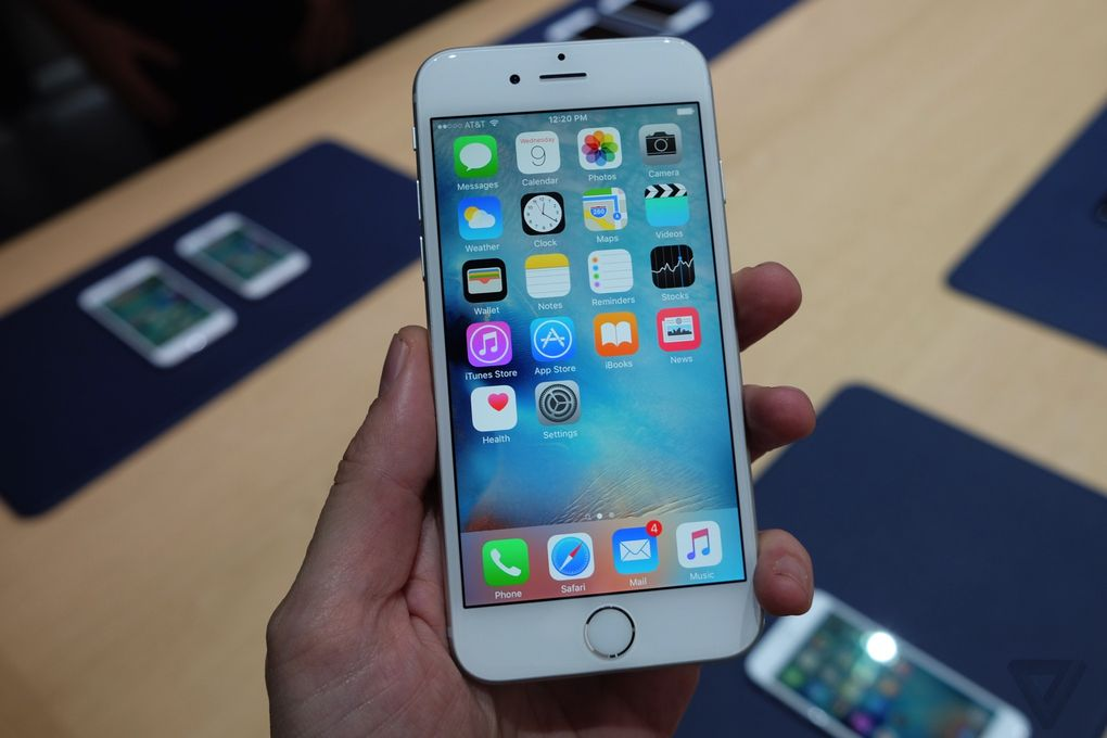 precomanda din iPhone 6S Romania
