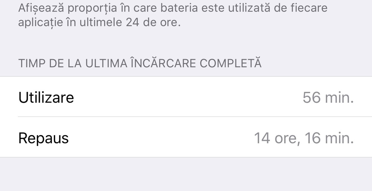 trucuri cresc autonomie baterie iOS 9
