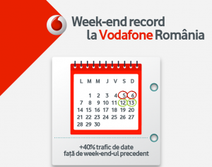 weekend internet gratuit vodafone