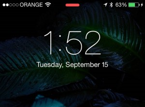 3D Touch to Clear Notifications