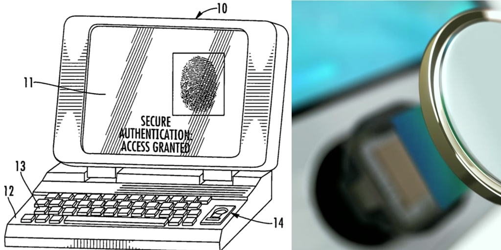 Apple Mac Touch ID