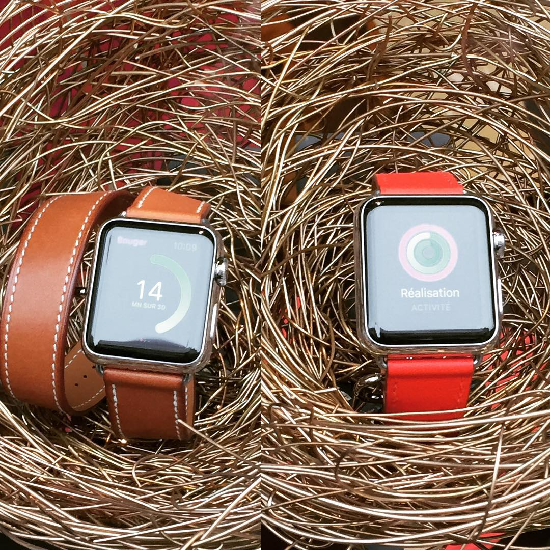 Apple Watch Hermes lansare extravaganta