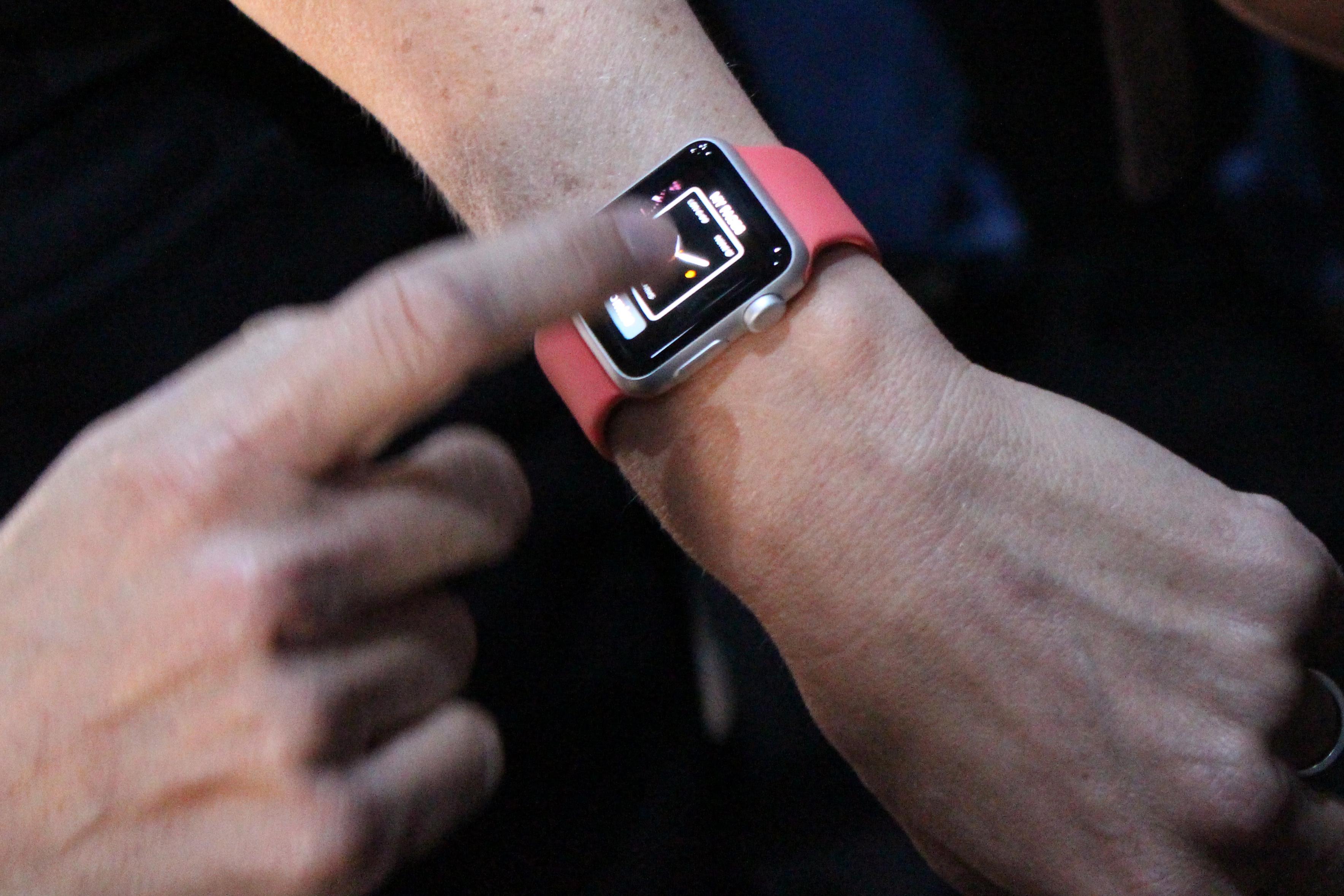 Apple Watch gratuit IBM