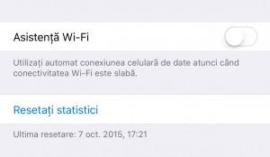 Asistenta Wi-Fi iOS 9 proces Apple